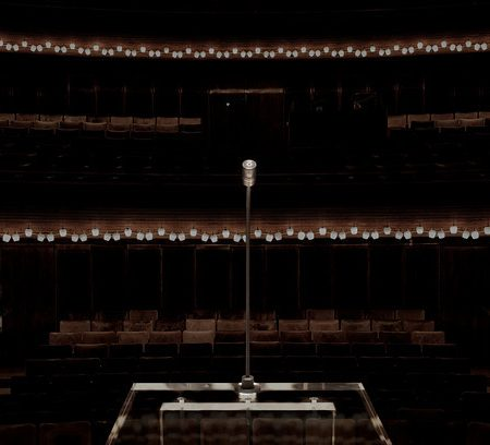 DPA Podium Mics in Concert Hall-L